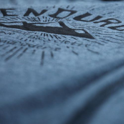 Tee-Shirt Sérigraphie 1 Couleur