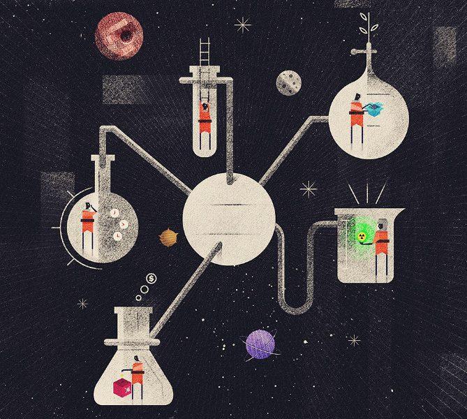 SpaceLab Lores